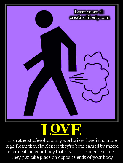 love is a chemical reaction